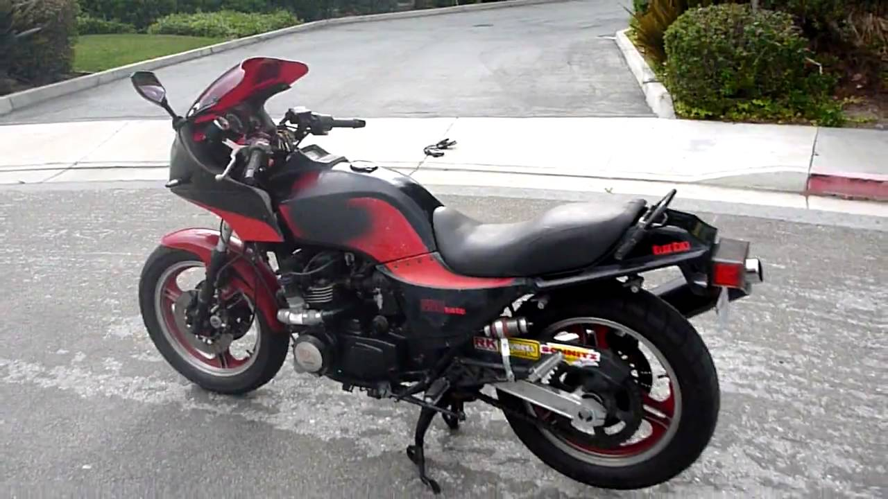 HadesOmegas 1984 Kawasaki GPZ 750 Turbo