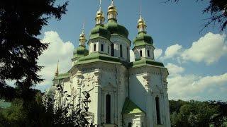 видео Выдубицкий монастырь в Киеве