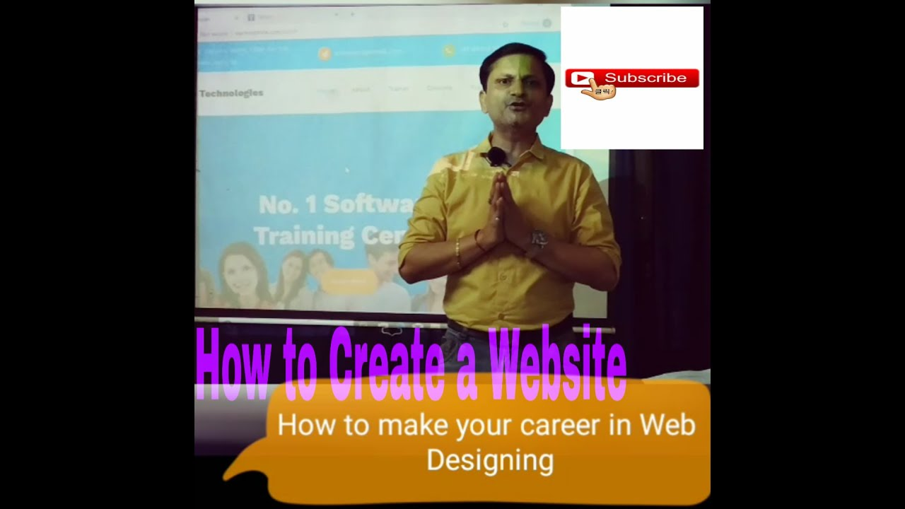Career In Web Designing Course How To Design Website Html J Query Boot Strap Java Script Youtube