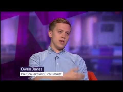 Owen Jones v Toby Young:  Jeremy Corbyn and the myth of entryism
