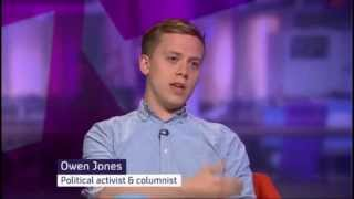 Owen Jones v Toby Young:  Jeremy Corbyn and the myth of entryism