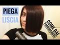 Hair routine // Piega liscia 💁