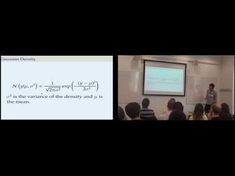 Neil Lawrence: Introduction to GPs - GPSS 2016