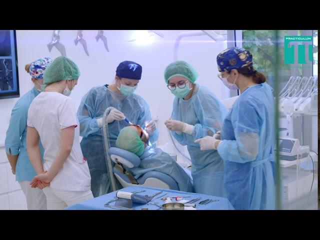Practiculum Implantologii Sezon IX B sesja 7 zabieg 3