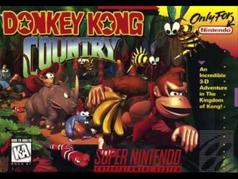 Donkey Kong Country-Jungle Hijinx