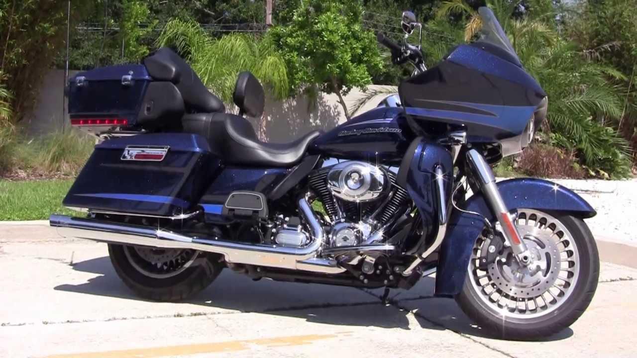 used 2012 harley davidson fltru road glide ultra motorcycles for sale youtube. Black Bedroom Furniture Sets. Home Design Ideas