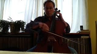 SYSO Danza Cello Allegro @ 152