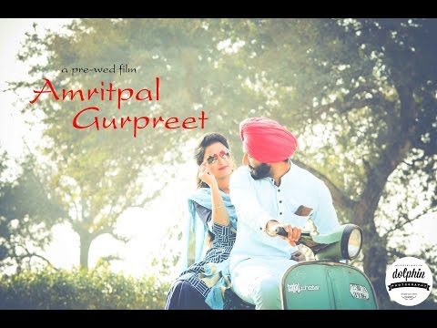 Amritpal + Amanjot   pre-wed   2017   Cinematic   Dolphin Photography