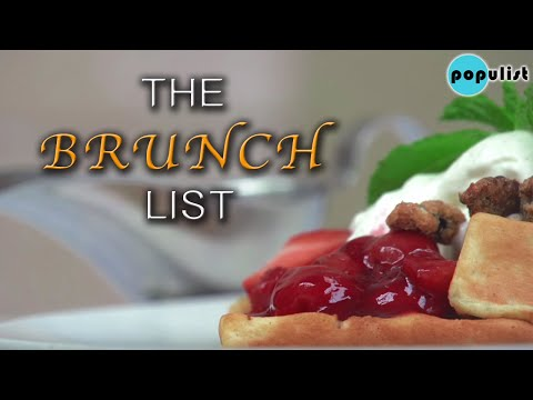 The Uppity Brunch List