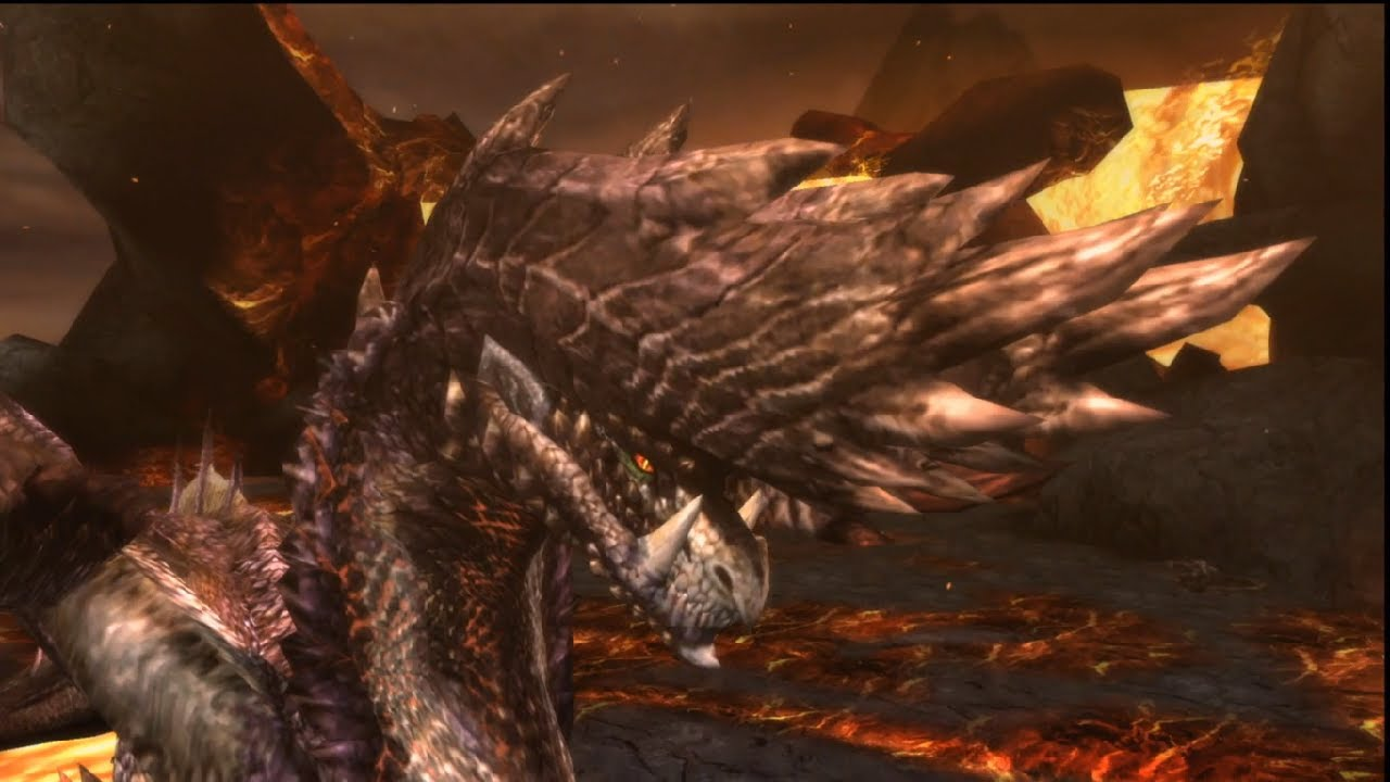 Dragon Wallpaper Hd For Pc Monster Hunter 3 Ultimate Alatreon High Rank Event
