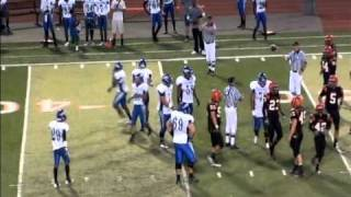 #11 Roman Neville QB (2010-11) San Bernardino Valley College - SBVC Football QB