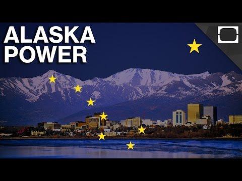 How Powerful Is Alaska?