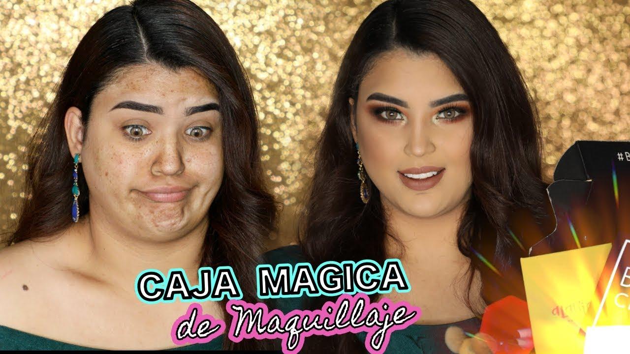 Caja sorpresa de Maquillaje | Reseña de Boxycharm - roccibella