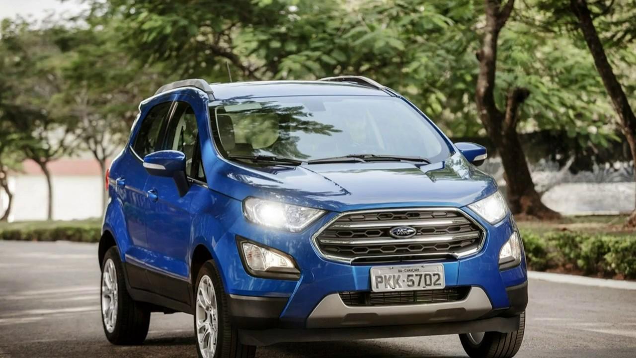 Ford ecosport brazil