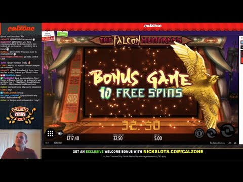 Casino Slots Live - 27/02/18 *High Roll*