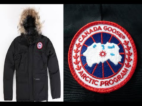 Canada Goose' how to tell fake