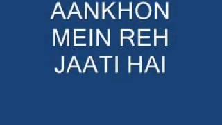 Mil Ke Bhi Bichad Jaate Hai - Kitni Mohabbat Hai