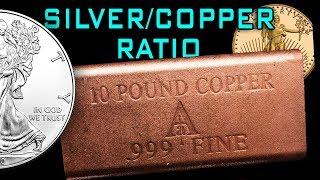 Why Silver Is Favored Over Gold: The Silver-Copper Ratio