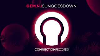 GEM.N.I - Sun Goes Down (Original Mix)