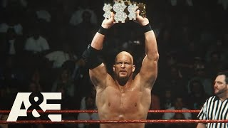 """Biography: 'Stone Cold' Steve Austin"" Sneak Peek 