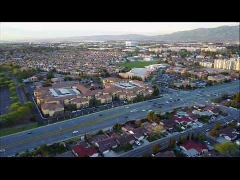 Mavic Pro first shot @ Santa Clara California