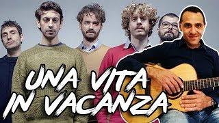 Lo Stato Sociale - Una Vita In Vacanza - Chitarra - Facile - (Sanremo 2018)