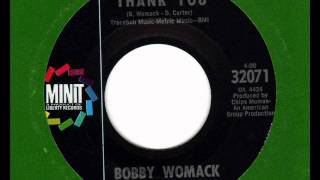 BOBBY WOMACK  Thank You