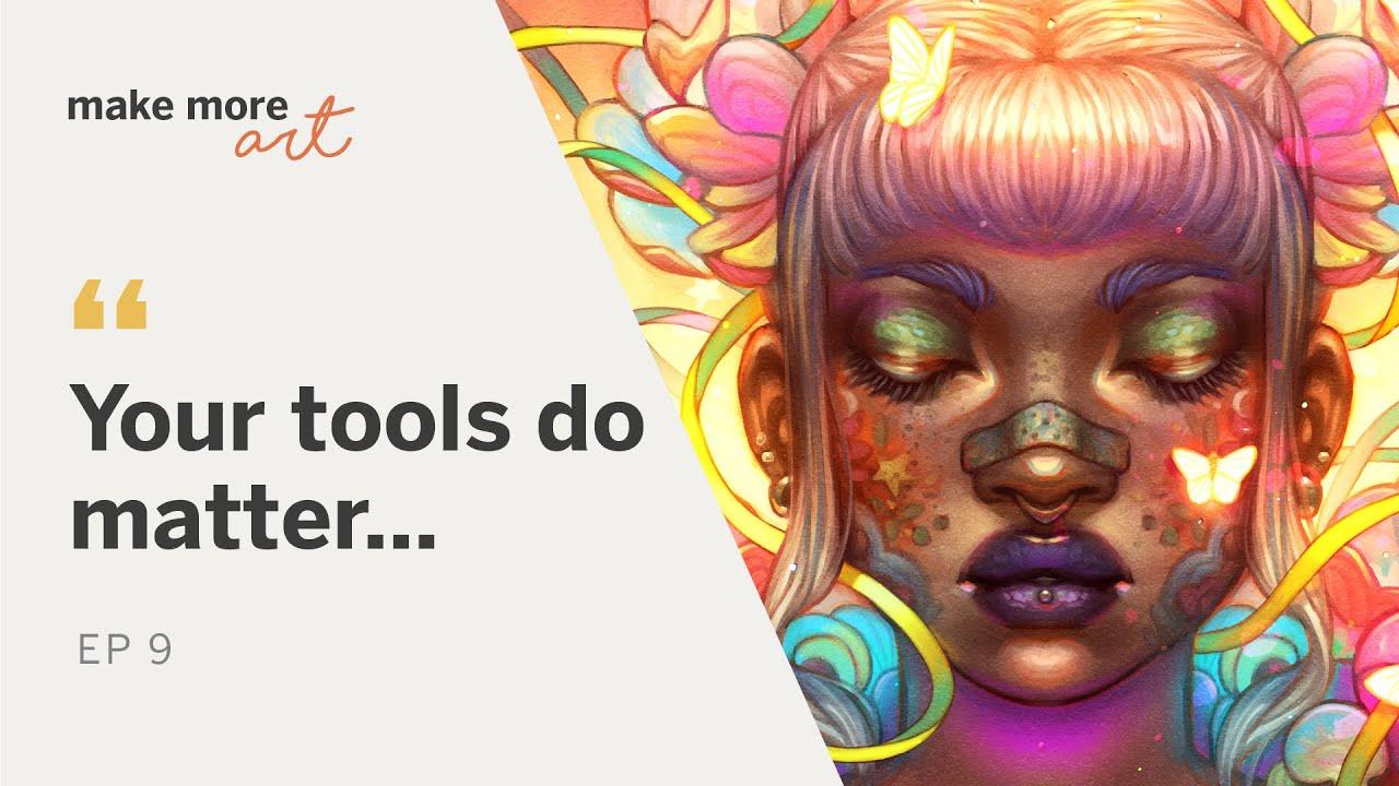 Download E09 :: Ejiwa Ebenebe & Building a Successful Illustration Career