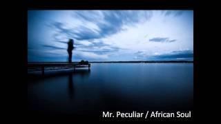 Mr Peculiar / African Soul