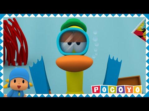 Pocoyo - Pato Underwater (S02E42)