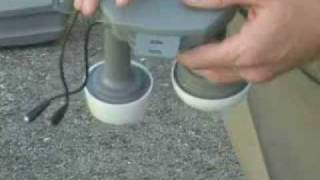 DIRECTV Ka Ku 5 LNB Satellite Dish Installation Part 2