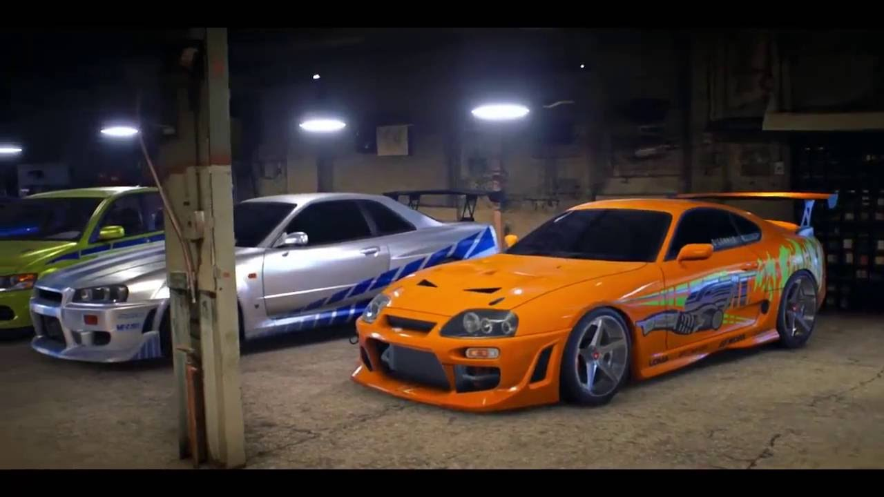 need for speed 2015 furious paul walker all cars youtube. Black Bedroom Furniture Sets. Home Design Ideas
