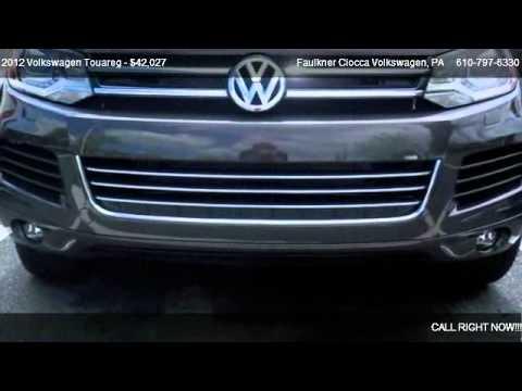 2012 Volkswagen Touareg Sport w/Nav - for sale in Allentown, PA 18103