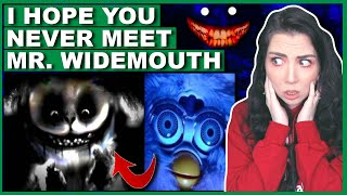 Have Your Parents Told You About Mr. Widemouth?