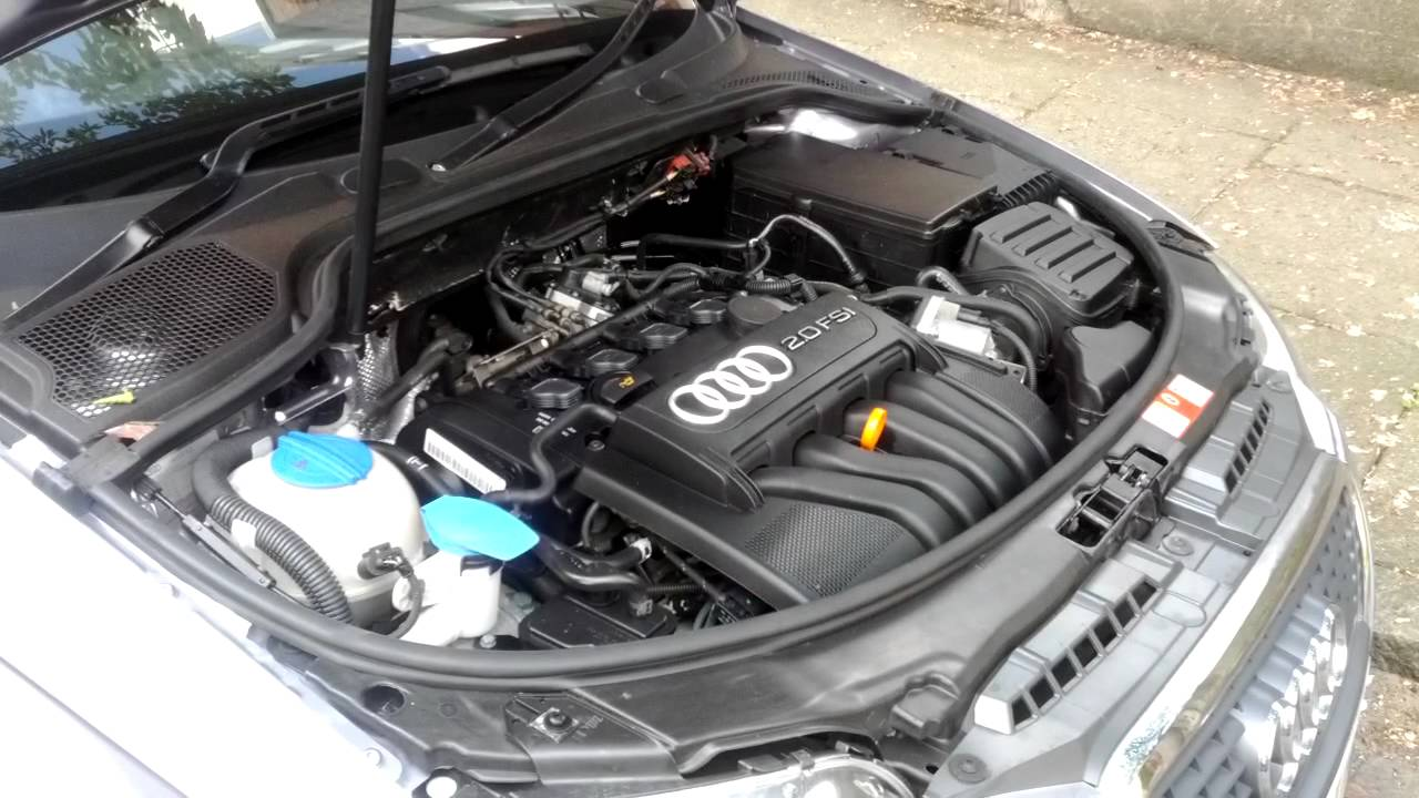 Audi A3 2.0 fsi automatic gearbox possible issue - YouTube