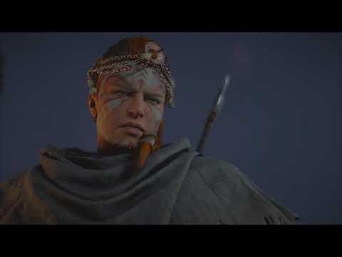アサシンクリードヴァルハラ 火責の王妃とゴズラン戦