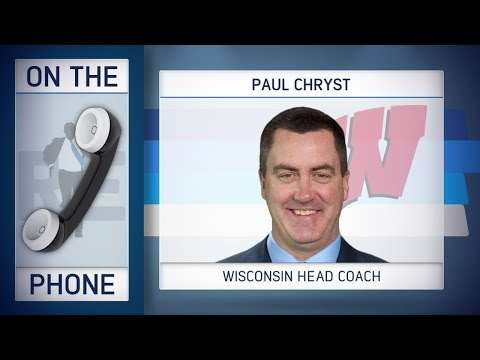 Paul Chryst on the Turnover Chain, CFB Playoff, and hype