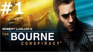 The Bourne Conspiracy - Mission 1