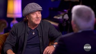 AC/DC's Brian Johnson on The Big Interview with Dan Rather | Sneak Peek