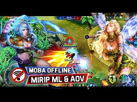 MOBA games