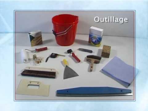 Bricolage pour debutant papier peint youtube - Produit pour decoller papier peint ...