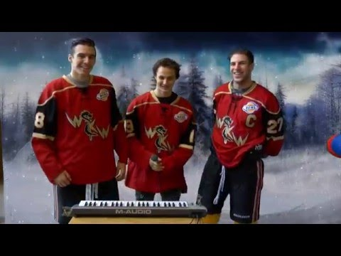 West Kelowna Warriors - Walken in a Winter Wonderland!