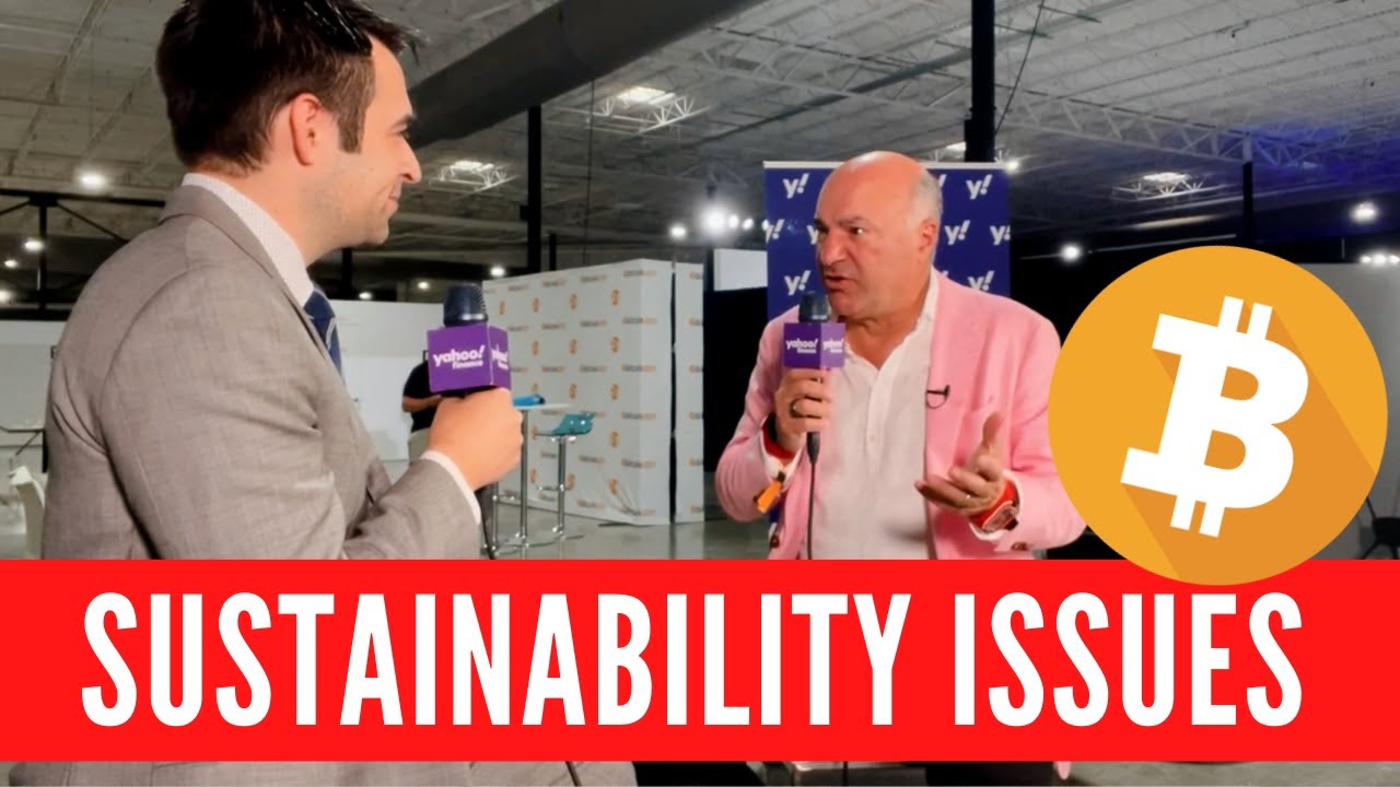The Opportunity With Bitcoin's Sustainability Issues