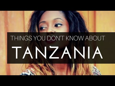 Surprising facts about Tanzania