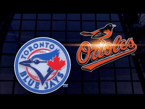 MLB The Show 17 Opening Day - Blue Jays vs Orioles