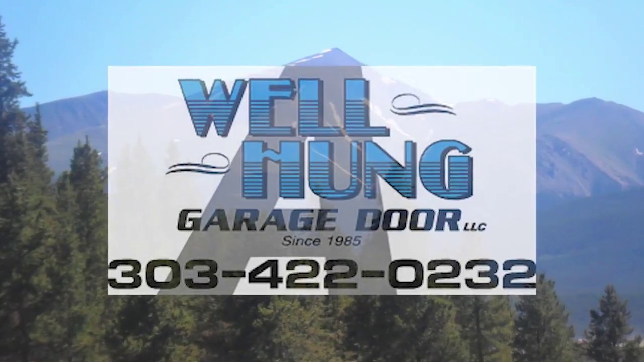 A Well Hung Garage Door On Cntv