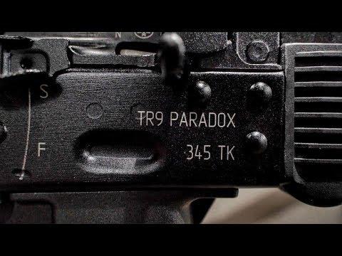 TR-9 PARADOX .345TK  - Гладкоствольная САЙГА-9 ! АРМИЯ 2019