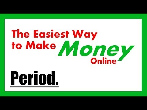 The easiest way to make money online - Turn your Passion into Profit