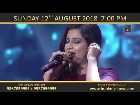 Shreya Ghoshal Live in Concert - Mumbai...