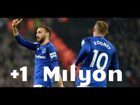Beklenen Gol Çok Yakın İşte Cenk Tosun'un Performansı (Everton -Arsenal)